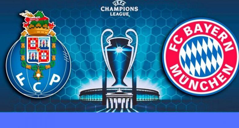 Bayern contra Porto