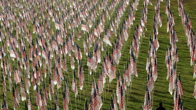 La fiebre de los precandidatos hacia el 9-11
