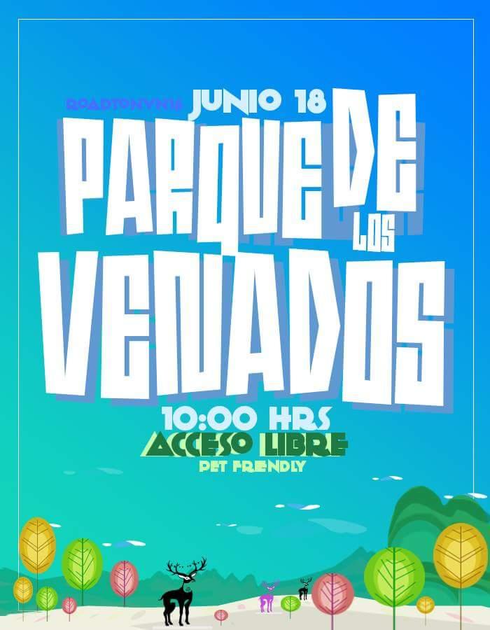 Junio 18, Parque de los Venados #NVN16