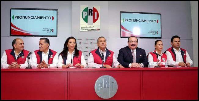 Impuganación PRI