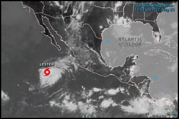 Tormenta tropical Lester