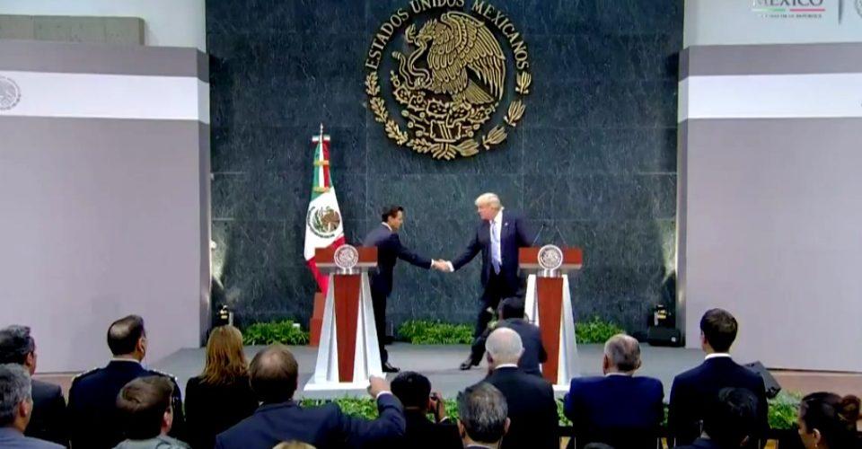 #EnCorto Habrá muro entre México y Estados Unidos: Donald Trump