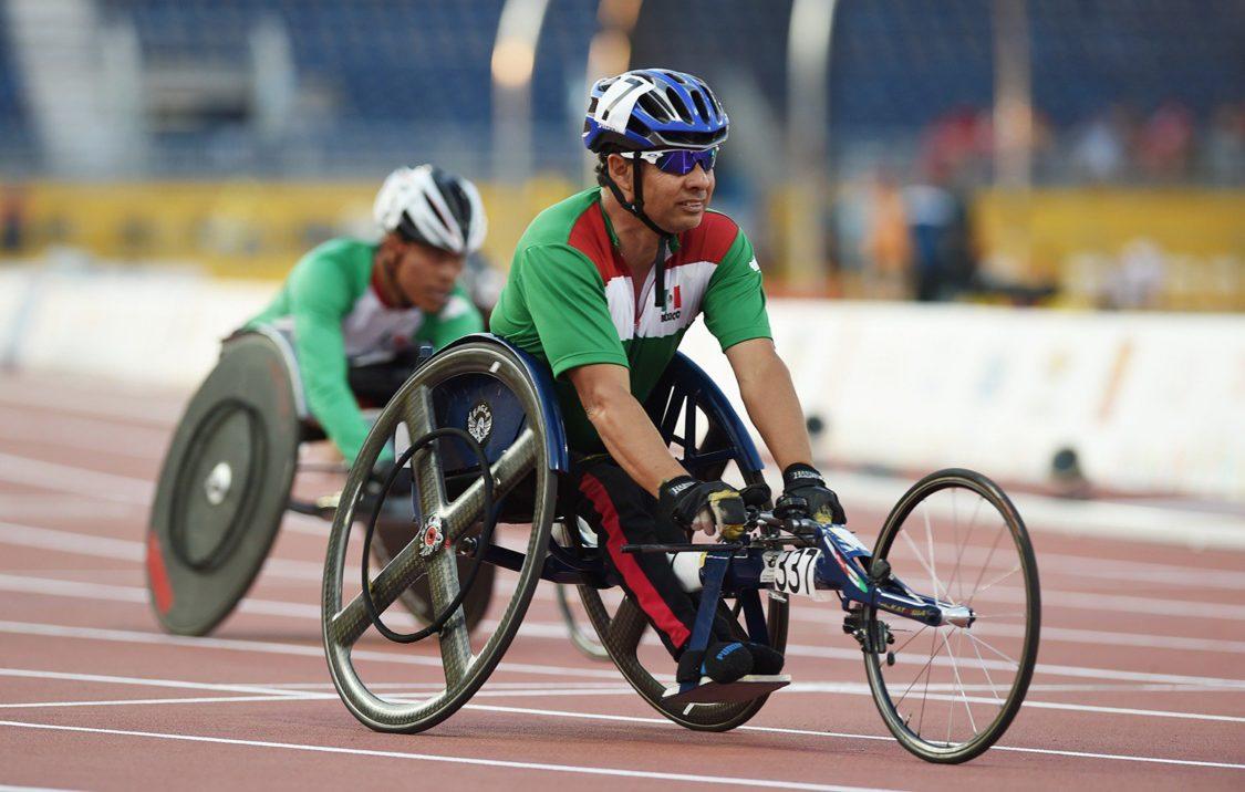 Hernández Mondragón se lleva el bronce en 100 metros