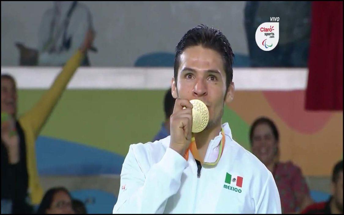 Eduardo Ávila conquista el oro en Río 2016