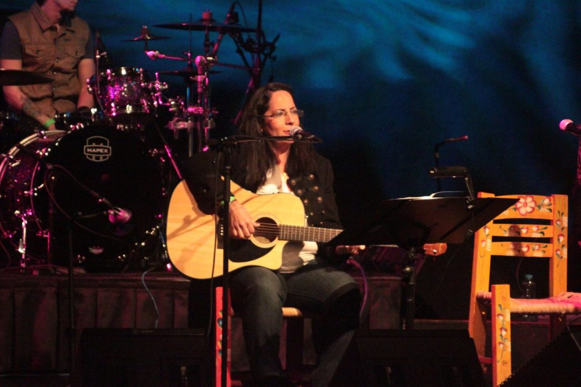 La guitarra de Inma Serrano