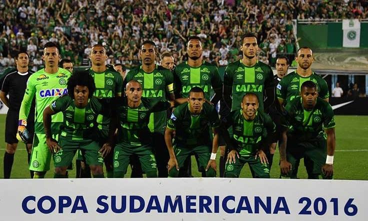 Chapecoense, el club brasileño que conmocionó al mundo del futbol. Especial.