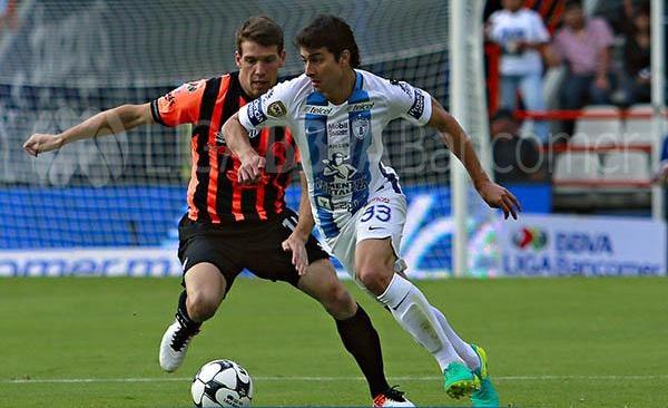 Pachuca y Necaxa buscarán dar el primer paso en camino a las semifinales. Foto: Liga MX.