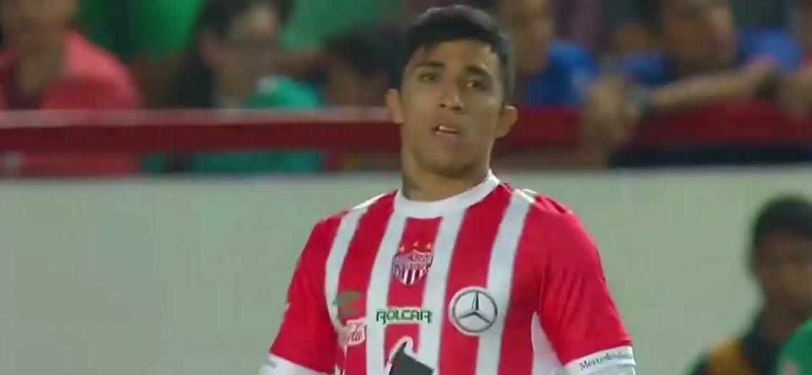 Edson Puch, sinónimo de gol necaxista. Especial.