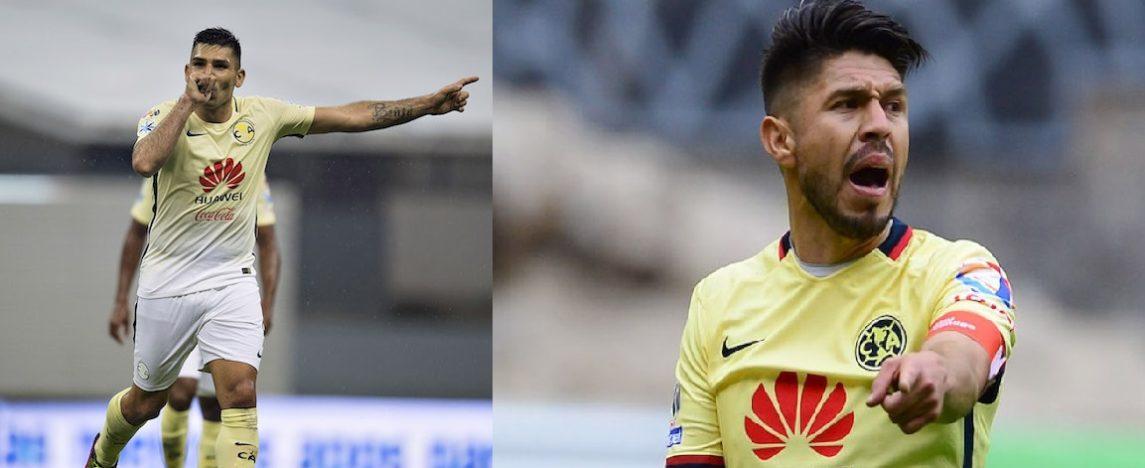 Silvio Romero y Oribe Peralta son los goleadroes del conjunto de Coapa. Especial.