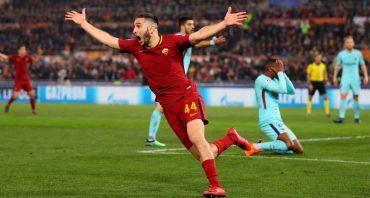 Roma elimina al Barcelona