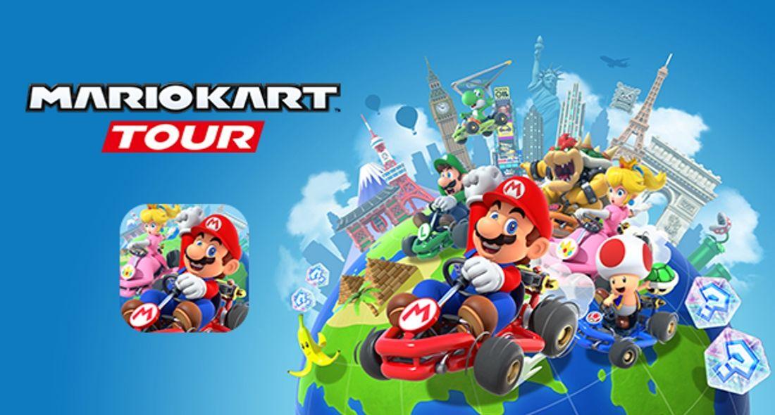 Mario Kart Tour juego