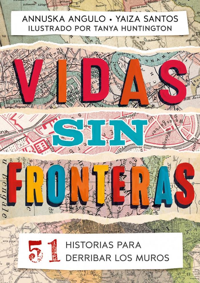 Libro Vidas sin fronteras