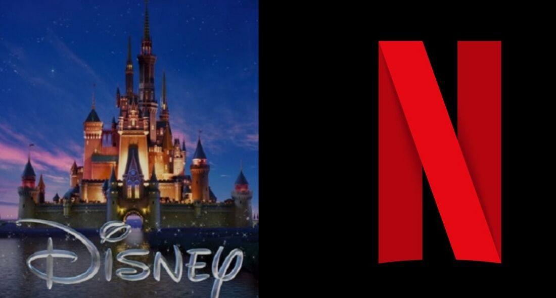 Películas de Disney en Netflix.
