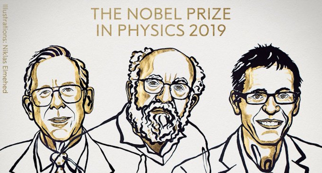 Ganadores del Premio Nobel de Física