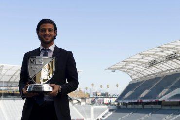 Carlos Vela MVP MLS