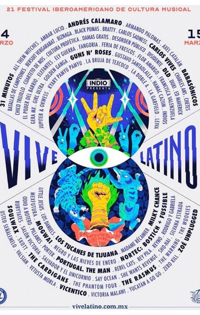 Cártel de Vive Latino