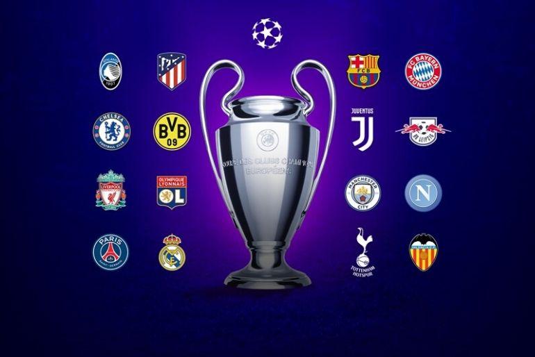 Octavos de final de la Champions