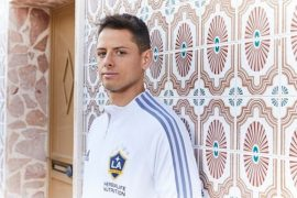 Chicharito en el Galaxy