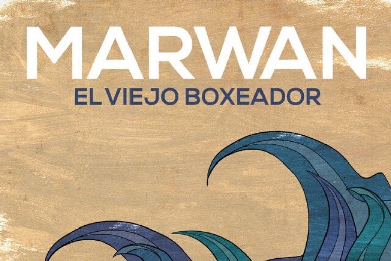 El viejo boxeador Marwan