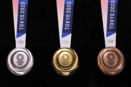 Las medallas olímpicas de Tokio
