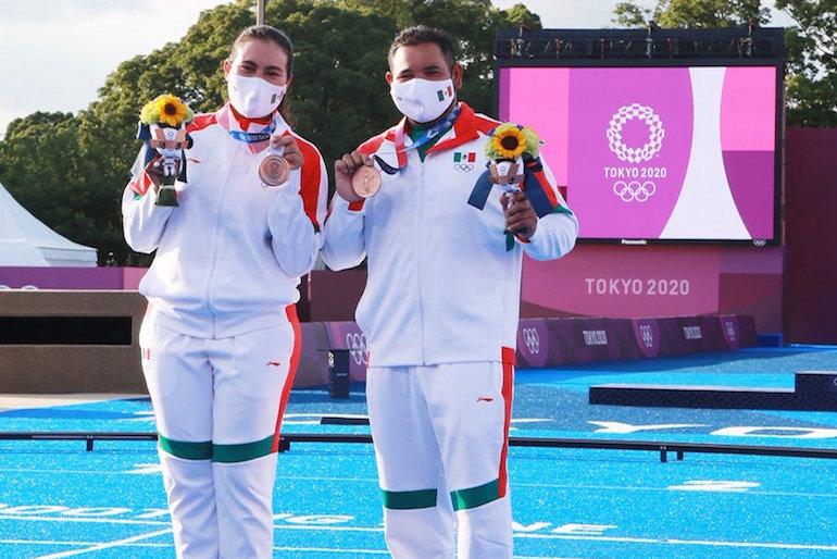 medalla 70 para México