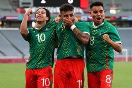 México derrotó a Francia