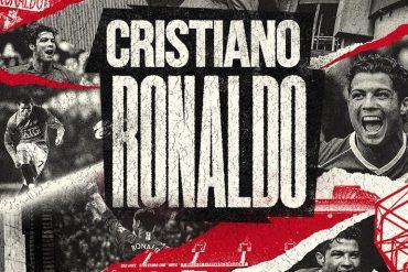 Cristiano Manchester United