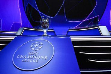 fase de grupos de la Champions