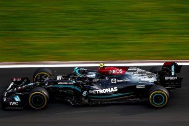 Lewis Hamilton Gran Premio de Turquía
